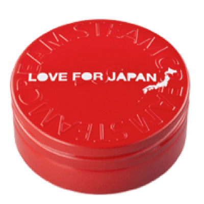 Steam-Cream Love For Japan tin