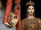Milan Fashion Week AW13: Dolce & Gabbana Smash It